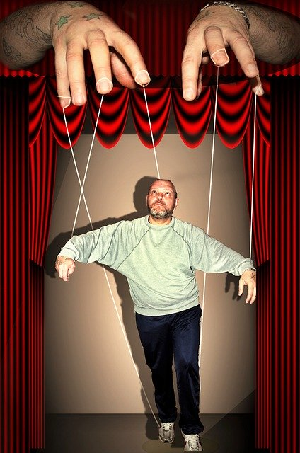 Agile Coach as Puppet Master (& the Zoom-Out Resolution)
