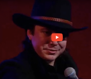 "Bill Hicks Zoom-Out – ""It's Just a Ride"""