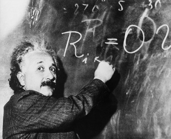 Einstein's profoundly useful insight on reality versus experience