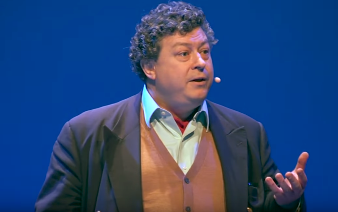 "TED Talk ""Perspective is everything"" by Rory Sutherland"