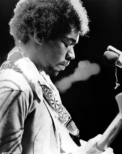 Jimi Hendrix as Zoomologist